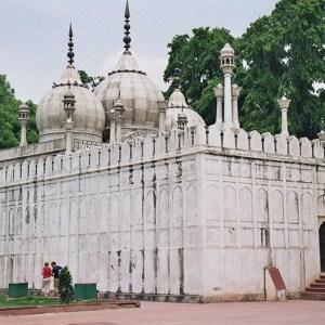मोती मस्जिद, दिल्ली