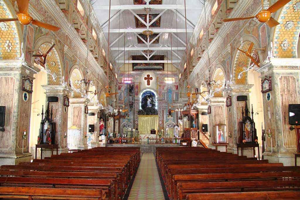 शीर्ष एवं मशहूर भारतीय चर्च