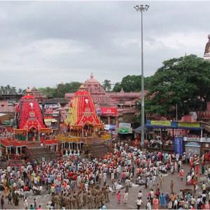 जगन्नाथ मंदिर पुरी, ओडिशा