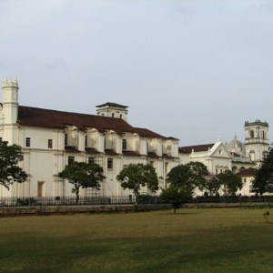 सेंट केथेड्रल चर्च, गोवा