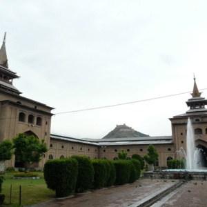 हजरतबल मस्जिद, जम्मू और कश्मीर