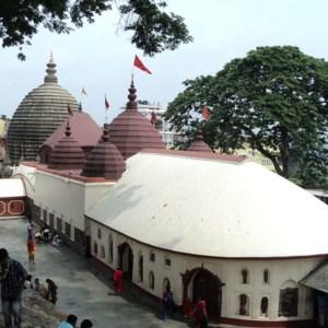 कामाख्या देवी मंदिर, असम