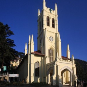 क्राइस्ट चर्च, शिमला