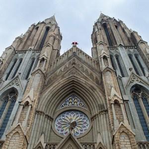 सेंट फिलोमेना चर्च, मैसूर