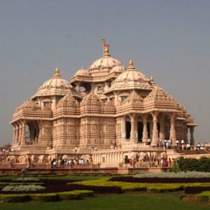 अक्षरधाम मंदिर, दिल्ली