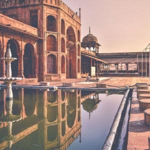 ताज-उल-मस्जिद, भोपाल