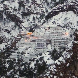 वैष्णो देवी मंदिर, जम्मू