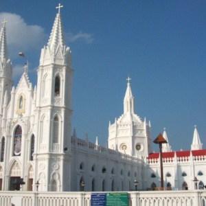 वेलंकन्नी चर्च, तमिलनाडु