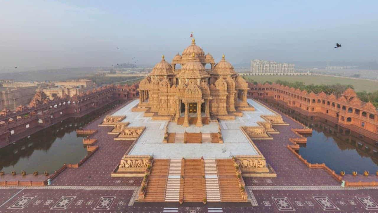मशहूर भारतीय हिन्दू मंदिर
