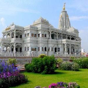 प्रेम मंदिर, वृन्दावन