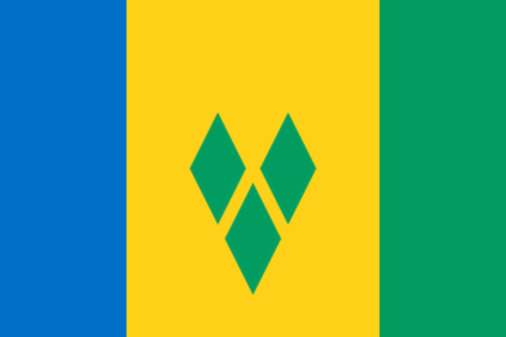 सेंट विंसेंट एंड ग्रेनाडाइन्स Saint Vincent and the Grenadines