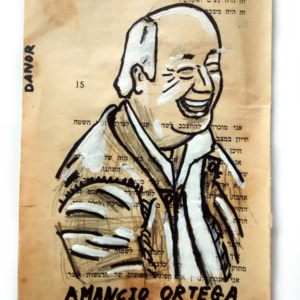 Amancio Ortega - अमानसियो ओर्टेगा
