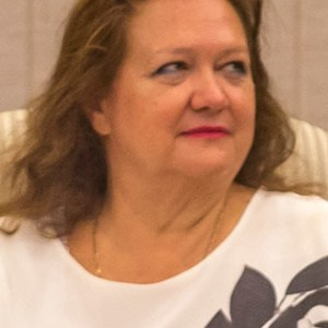 Gina Rinehart - जीना रेनहार्ट