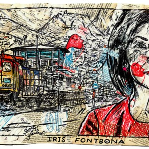 Iris Fontbona - आइरिस फॉन्टबोना