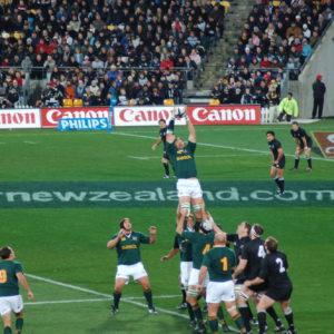 Rugby Union - रग्बी यूनियन