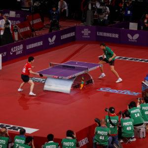 Table Tennis - टेबल टेनिस