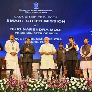 Smart Cities Mission - स्मार्ट सिटी योजना
