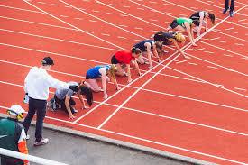 Athletics ( Track and field) - एथलेटिक्स - (ट्रैक एंड फील्ड )