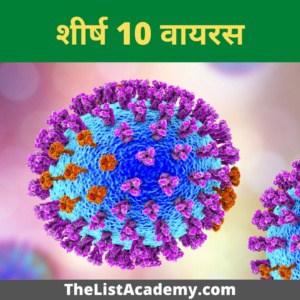 24 सबसे खतरनाक और जानलेवा वायरस 3