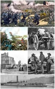 अमरीकी गृह युद्ध American Civil War