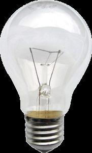 इंकंडेस्केंट लाईट बल्ब Incandescent light bulb