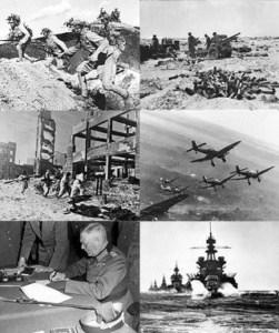 द्वितीय विश्व युद्ध World War II