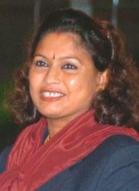 बुला चौधुरी Bula Choudhury