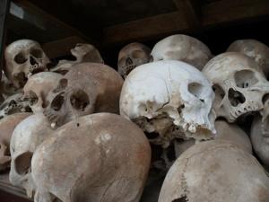 कंबोडियन नरसंहार Cambodian genocide