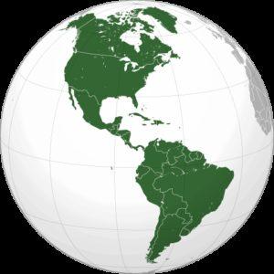 यूरोपियों द्वारा अमेरिका का उपनिवेशीकरण European colonization of the Americas