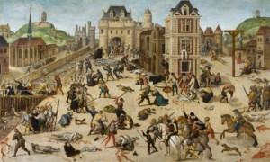 फ्रांसीसी धर्म-युद्ध French Wars of Religion