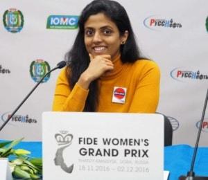 हरिका द्रोणवल्ली Harika Dronavalli