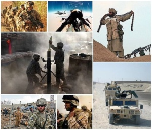 अफगानिस्तान में युद्ध War in Afghanistan