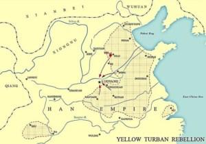 पीली पगड़ी विद्रोह Yellow Turban Rebellion