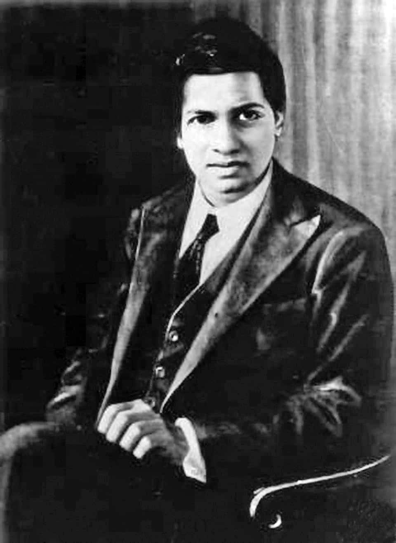 श्रीनिवास रामानुजन् Srinivasa Ramanujan