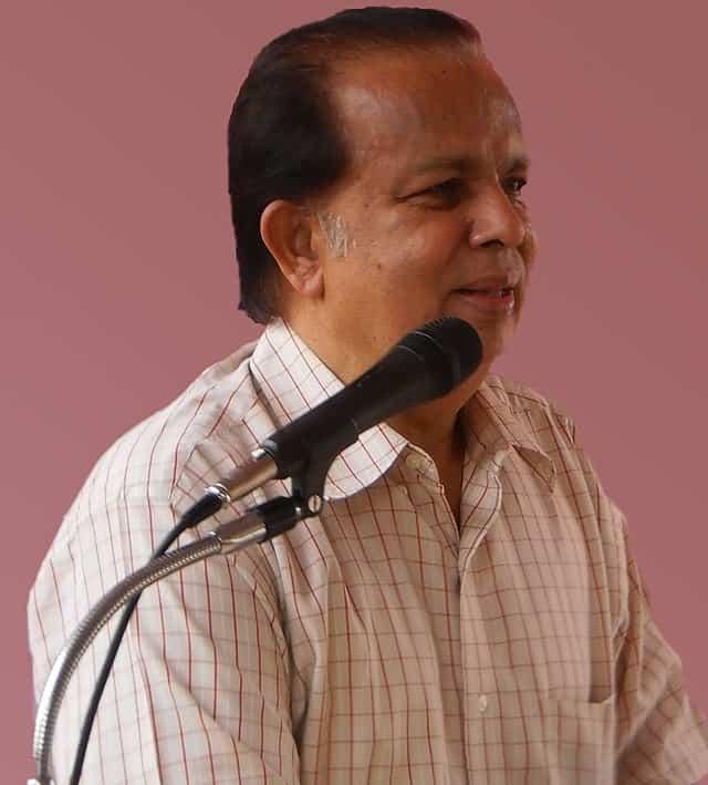 जी माधवन नायर G. Madhavan Nair