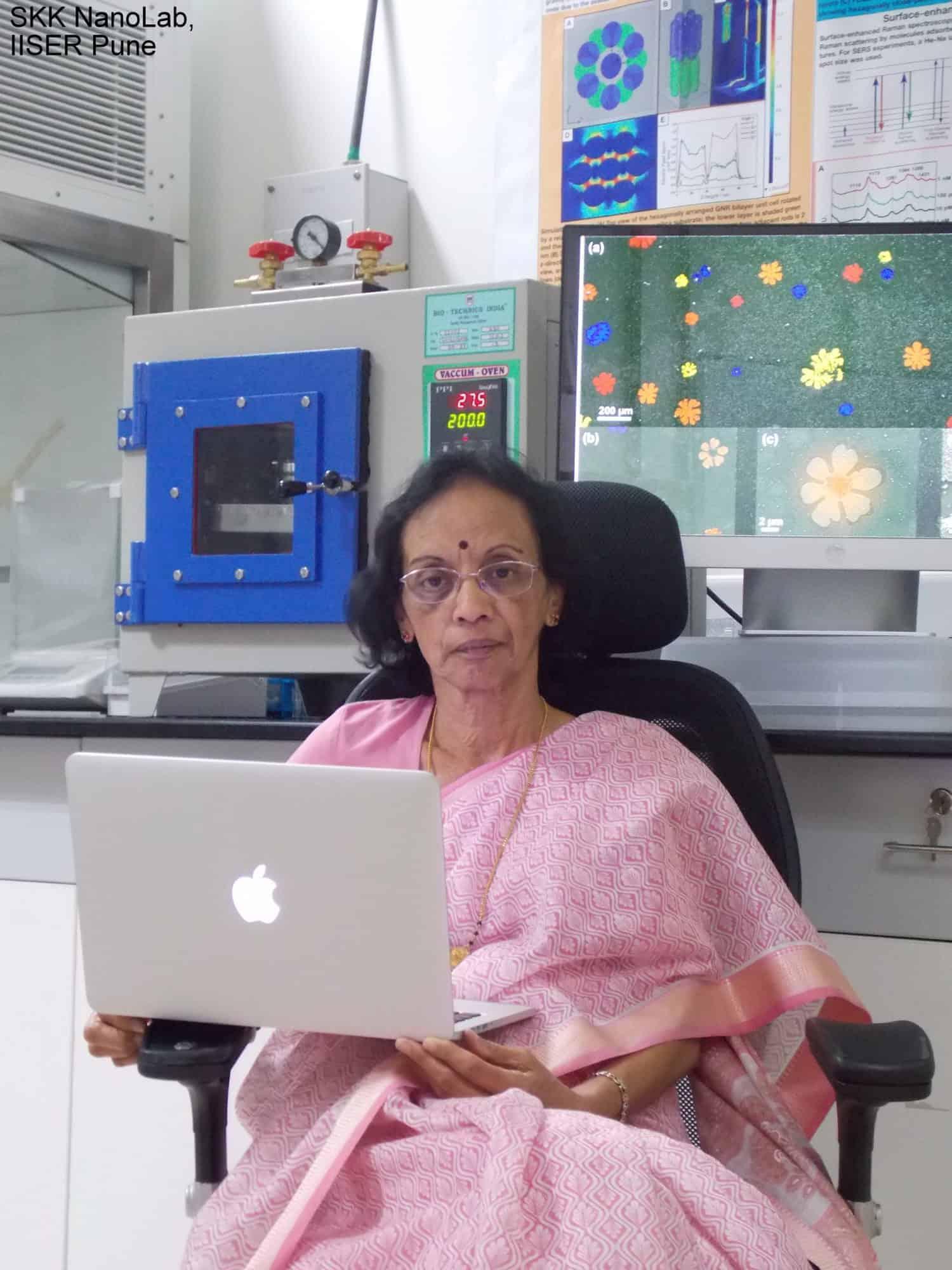 सुलभ कुलकर्णी Sulabha K. Kulkarni