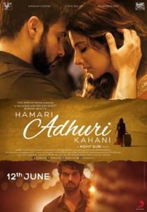 हमारी अधूरी कहानी (फिल्म) Hamari Adhuri Kahani