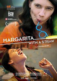मार्गरीटा विद ए स्ट्रॉ (फिल्म) Margarita with a Straw