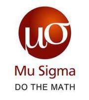 म्यू सिग्मा Mu Sigma