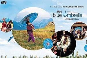 द ब्लू अम्ब्रेला (फिल्म) The Blue Umbrella