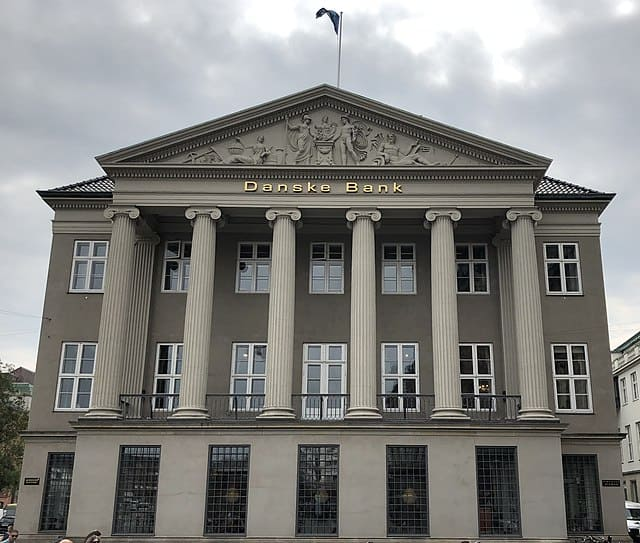 डांस्के बैंक Danske Bank