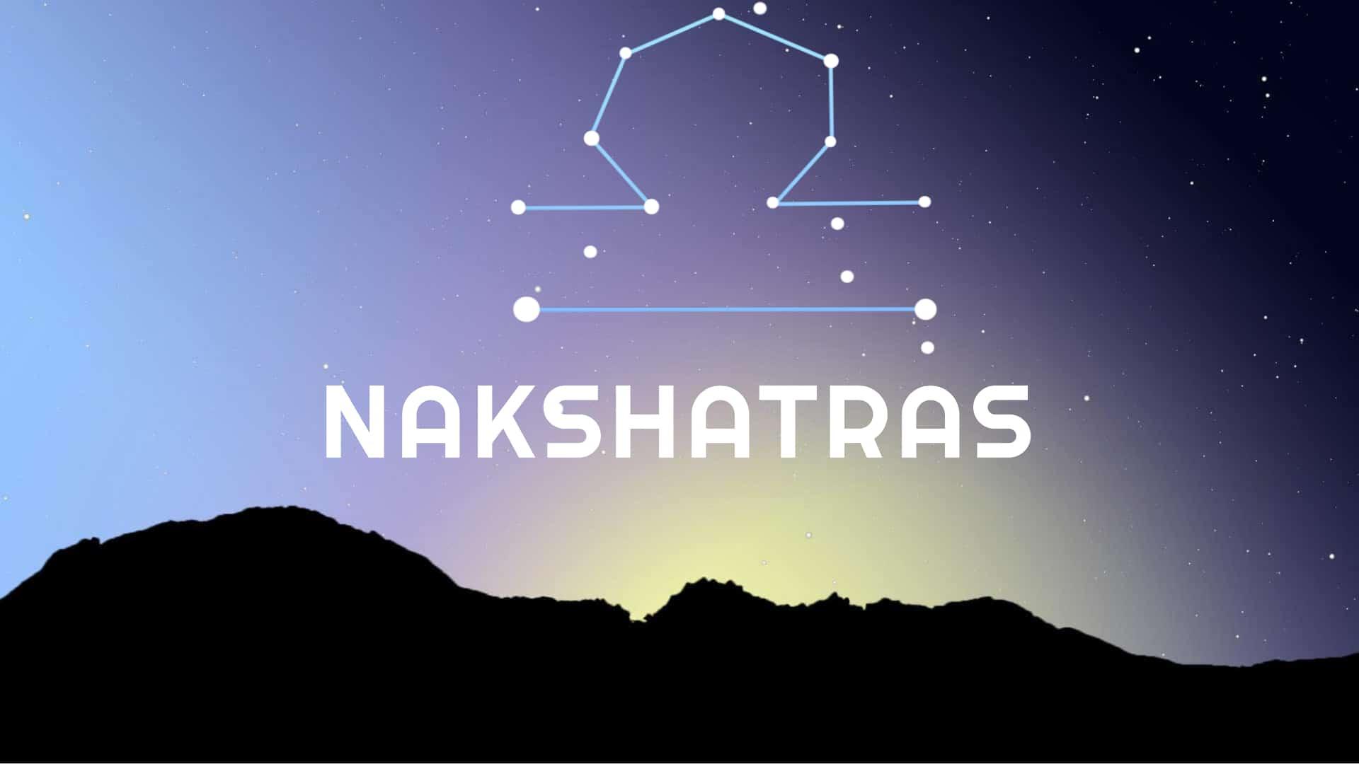 Cover Image For List : List Of All  28 Nakshatras