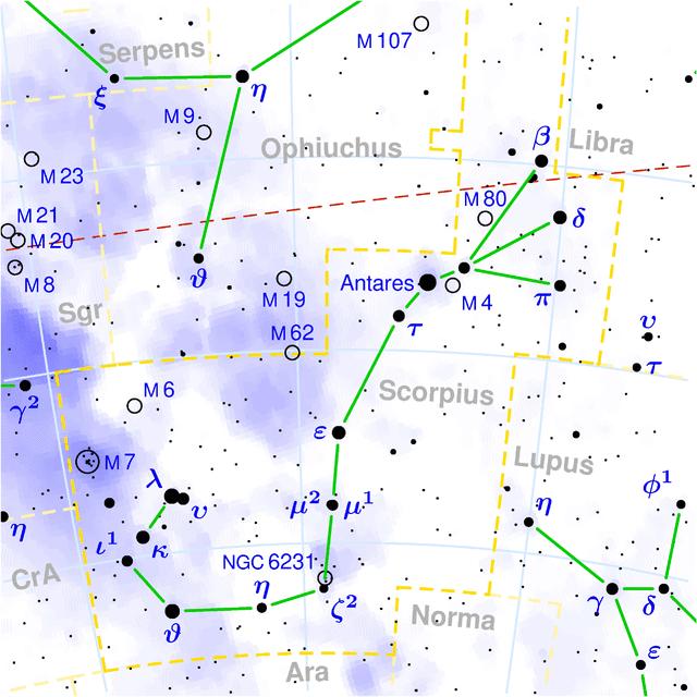 अनुराधा नक्षत्र Anuradha (nakshatra)